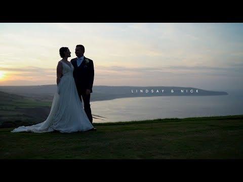 Lindsay & Nick |  Ravens Hall Hotel Wedding Video | Ravenscar | North Yorkshire