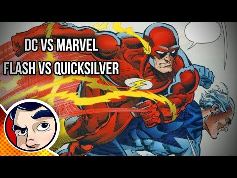 "DC Vs Marvel ""Flash Vs Quicksilver / Shazam Vs Thor"" - InComplete Story 1"