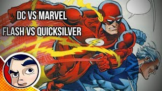"DC Vs Marvel ""Flash Vs Quicksilver / Shazam Vs Thor"" - InComplete Story 1"