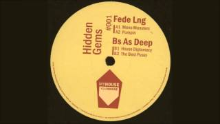 Fede Lng - Mono Monsters (Original Mix)