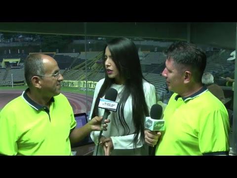 DVO. TÁCHIRA  vs  MONAGAS S.C.  -  TORNEO CLAUSURA 2018 / JORNADA 5