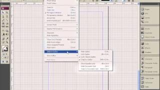 Направляющие линии и сетки в Adobe InDesign