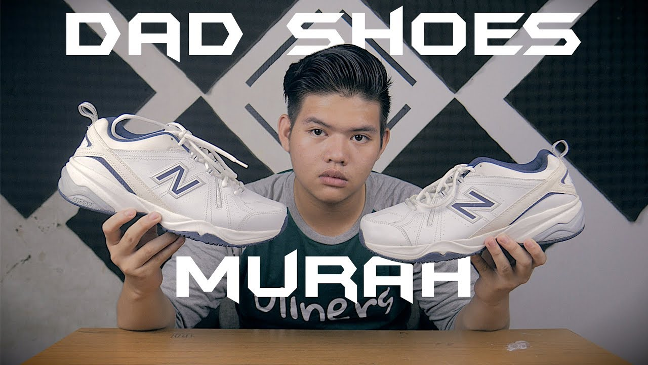 Alternative Murah Dad Shoes Mirip Balenciaga Triple S Youtube