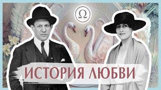Пикассо и Ольга Хохлова: история любви в картинах
