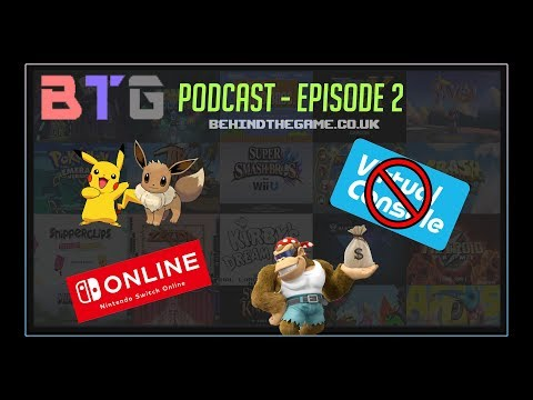 E3 Leaks, Pokemon Rumours, Wii U Ports - Behind The Game Podcast (Episode 2)!