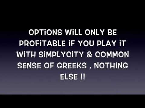 HOW THE KNOWLEDGE OF GREEKS CAN GENERATE AMPLE PROFIT IN OPTION TRADING.