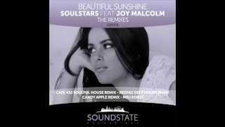 Soulstars feat Joy Malcolm Beautiful Sunshine Cafe 432 Remix