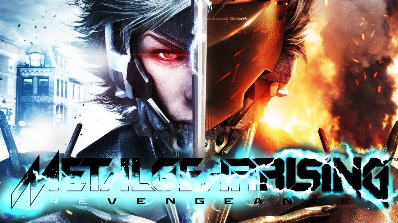 Download Metal Gear Rising: Revengeance All Cutscenes (Game Movie) 1080p