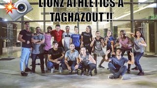 LIONZ ATHLETICS A TAGHAZOUT POUR UN SHOOTING PHOTO !!