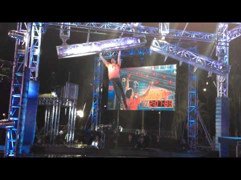 Alex Kane American Ninja Warrior Venice Finals 2014