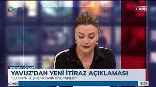Başkent Gündemi - Haluk Pekşen & Kazım Arslan - 2 Mayıs 2019 - KRT TV