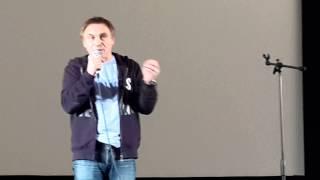 Дмитрий Иосифов (Буратино) о Р  Быкове 12 11 2014
