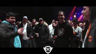 BATTLE OF HONOR#1 ►MC GEUNER VS. ANTII◄ (02.02.18 - HEIDELBERG)