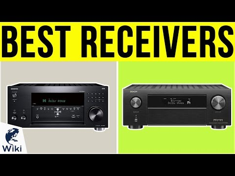 10 Best Receivers 2019