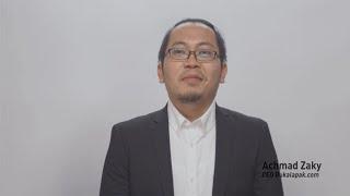 Permohonan Maaf CEO Bukalapak.com