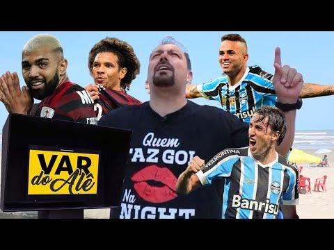 FLAMENGO X GRÊMIO NO VAR DO ALÊ OLIVEIRA #27