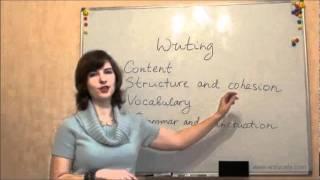 Письмо (ЗНО, англійська): Критерії оцінки, відео урок