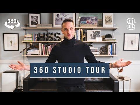 Take A Tour of HSS Studios in 360 Virtual Reality!