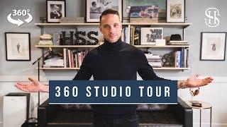 360 Studio Tour! | Go Inside HSS Studios in VR 360