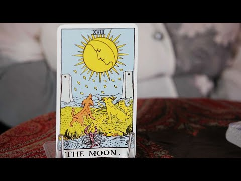 How to Read the Moon Card | Tarot Cards