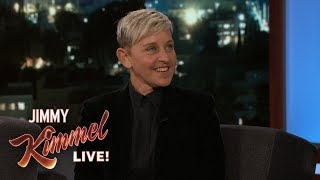 Ellen Degeneres Couldnt Get A Ticket If She Tried