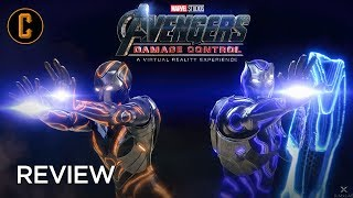 Avengers Damage Control VR Review: Is It Worth Your Time and Money?