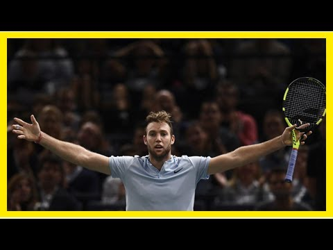 USA table tennis stars Jack Sock took CNN's ' Sock ' challenge!!
