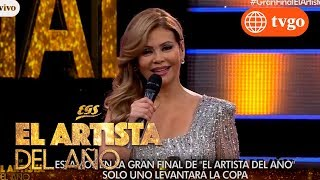 El Gran Show - El Artista del Año 07/07/2018 parte 1/5 - Gran Final