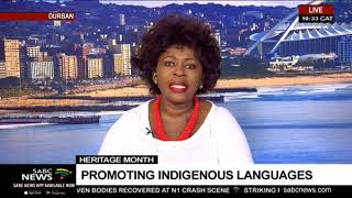 Heritage Month | Reviving South African indigenous languages with Dr Makhosi Khoza