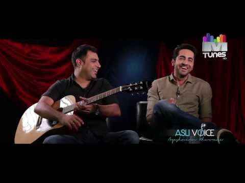 "Asli Voice - ""O Heeriye"" by Ayushmann Khurrana Exclusive only on MTunes HD"