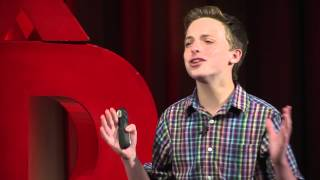 14 Year Old Starts Movement to Touch the Lives of the Elderly | Jacob Cramer | TEDxYouth@Cincinnati