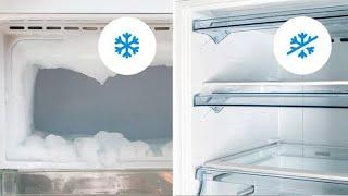 No-Frost ve Derin Dondurucu Buzdolabı Arasındaki Farklar Nelerdir? #No-frost #derin #buzdolabı