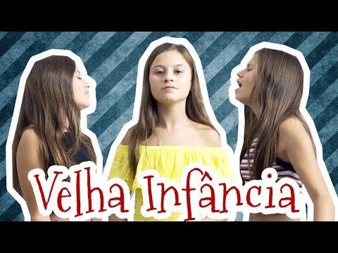VELHA INFÂNCIA Tribalistas  Cover - Multiplas Rafas