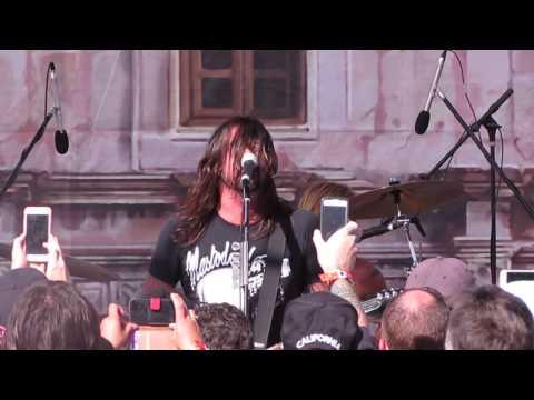 Watch Foo Fighters Cover Bryan Adams' 'Summer of '69'