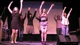 Еврейский танец   Адама вешами