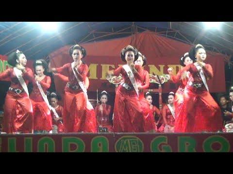 Bayu Bayu Jaipong Melinda Group Putri Mandiri Bekasi