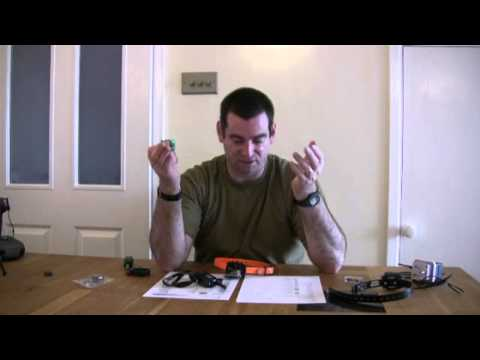 Idt electric dog training collar review and battery replacement