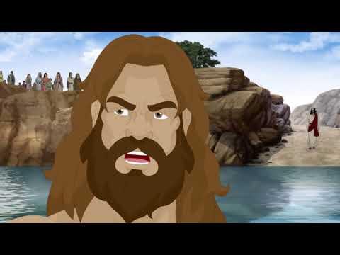 Мультфильм об иисусе христе смотреть