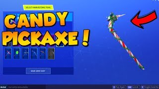 How to get CANDY AXE for FREE in Fortnite
