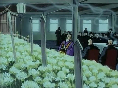 Crying Freeman OVA 01 Portrait Of A Killer