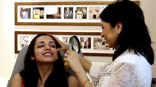 Skin treatment for a bride-to-be