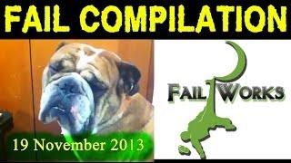 Fail Compilation November 19   by FailWorks   Подборка Неудач
