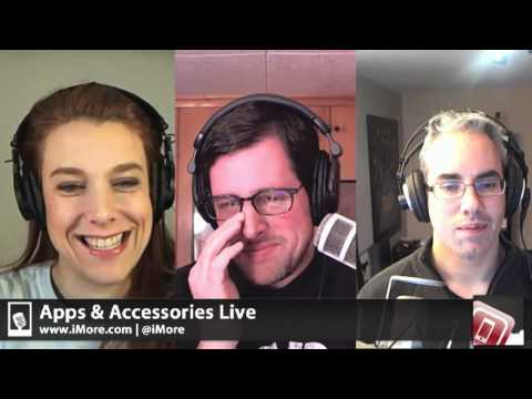 Apps & Accessories Live 02: Contacts controversy, Twitter apps, laser guns, iPad 3