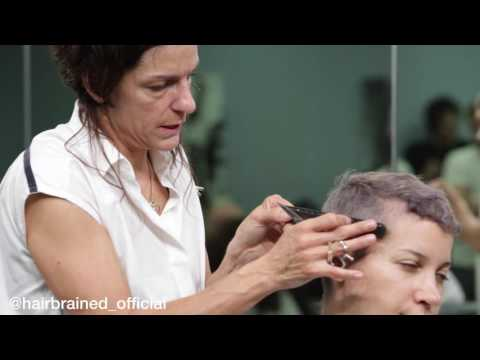 Traci Sakosits From Sassoon Academy Cuts Marie-Claire At Federico Advanced Academy