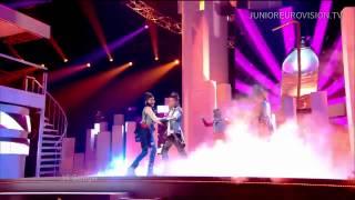 FUNKIDS - Funky Lemonade - Live - Junior Eurovision Song Contest 2012