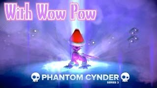 Skylanders Swap Force - Series 3 Phantom Cynder - Shadow Dancer Path Guide with New Wow Pow