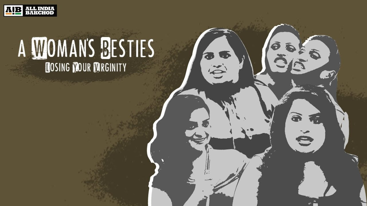 Aib  A Womans Besties 2 - Losing Your Virginity - Youtube-8003