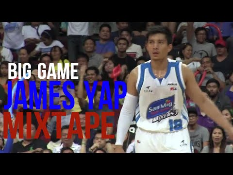 James Yap PBA Highlight Mix-''Remember The Name''