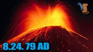 Mount Vesuvius Volcano Eruption (Pompeii) | That Was History