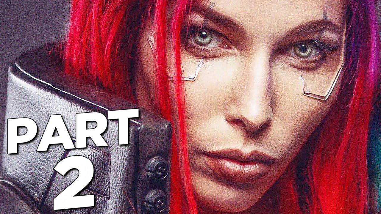 CYBERPUNK 2077 Walkthrough Gameplay Part 2 - JACKIE (FULL GAME)